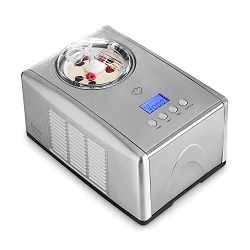 Eismaschine mit Kompressor test