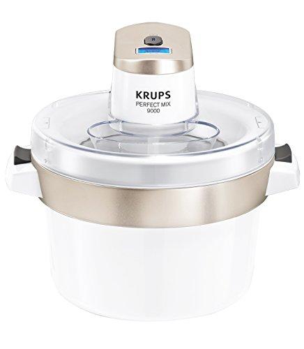 Eismaschine ohne Kompressor von Krups
