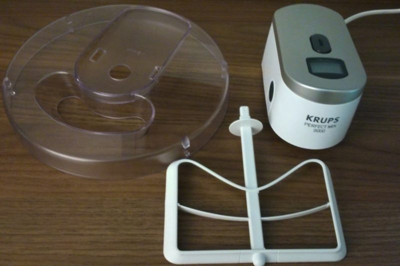 Krups Perfect Mix 9000 Einzelteile-min
