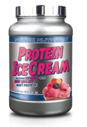 Proteineis zum selber anrühren