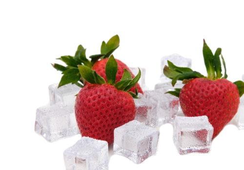 Eis cremiger machen